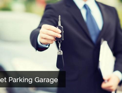 Valet Parking Garage